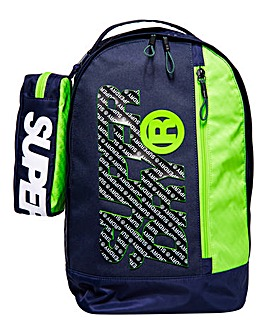 Superdry Navy Zac Freshman Backpack