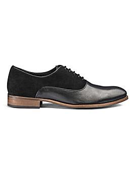 Flintoff By Jacamo Oxford Lace Up Shoes