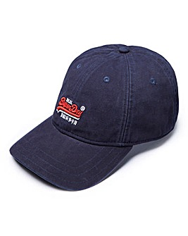 Superdry Blue Twill Cap