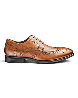 Soleform Leather Brogues Standard Fit