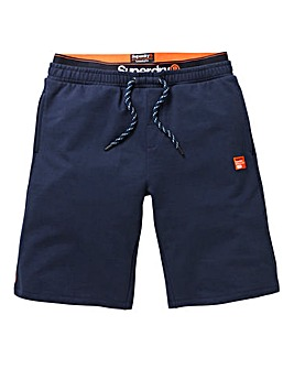 Superdry Navy Lounge Shorts