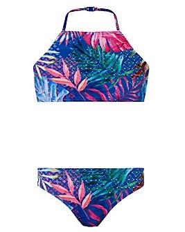 Monsoon Storm S.E.W Dalida Print Bikini