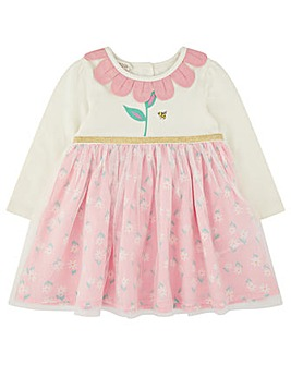 Monsoon Baby Dolcy 2In1 Dress