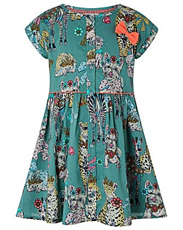 Monsoon S.E.W Barnie Print Dress