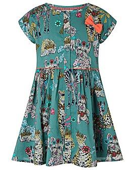 Monsoon S.E.W Barnie Print Dress