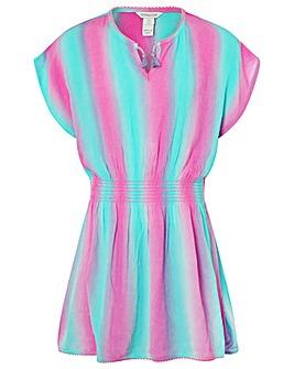 Monsoon S.E.W Tie Dye Kaftan Dress