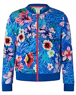 Monsoon Tikoto Bomber Jacket