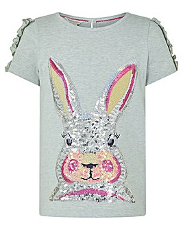 Monsoon Bunny Sparkle Top