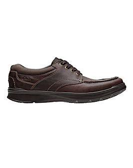 Clarks Cottrell Edge Shoe Wide Fit