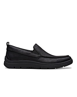 Clarks Tunsil Way Shoe Wide Fit