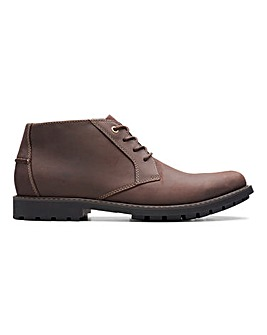 Clarks Curington Over Boot Std Fit