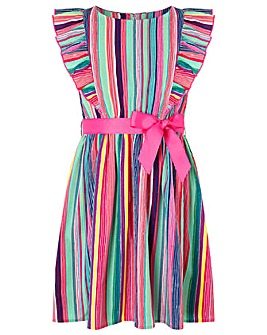 Monsoon S.E.W Ophilia Stripe Dress