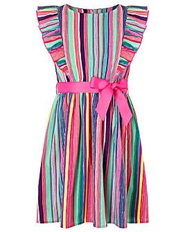 Monsoon S.E.W Ophilia Stripe Dress