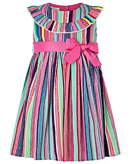 Monsoon S.E.W. Baby Ophelia Stripe Dres