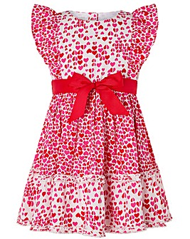 Monsoon Baby Aria Heart Dress