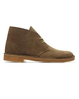 Clarks Suede Desert Boot