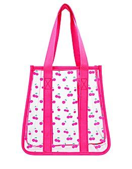 Accessorize Cherry Jelly Shopper