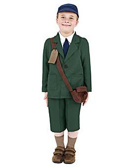 WW2 Evacuee Boy - Childs Costume