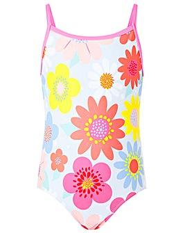 Accessorize Retro Floral Swimsuit