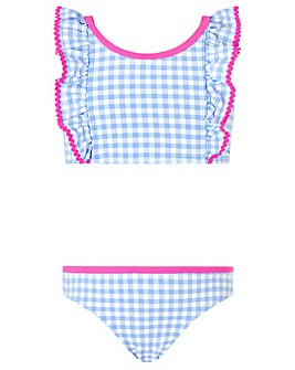 Accessorize Gingham Bikini