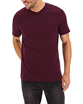 Mulberry V-Neck T-shirt Long