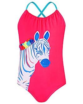 Accessorize Zoe Zebra Swimsuit