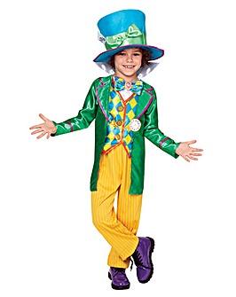 Alice in Wonderland Mad Hatter Boy