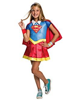 DC Superheros Deluxe Supergirl Costume