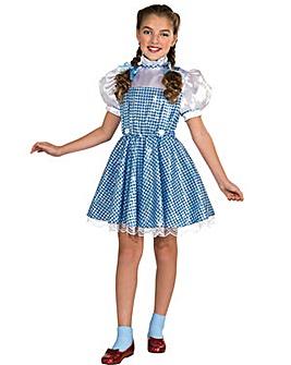 Girls Sequin Dorothy Costume