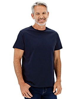 Ink Crew Neck T-shirt Long