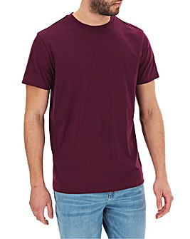 Mulberry Crew Neck T-shirt