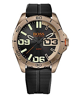 Boss Orange Gents Berlin Silicon Watch