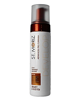 St Moriz Advanced Pro Medium Mousse