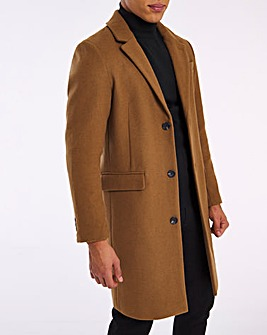 Tan Formal Coat
