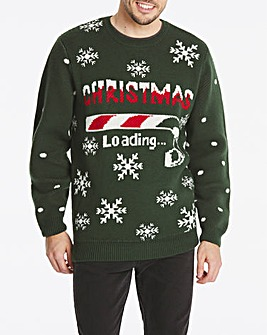 Christmas Loading Jumper