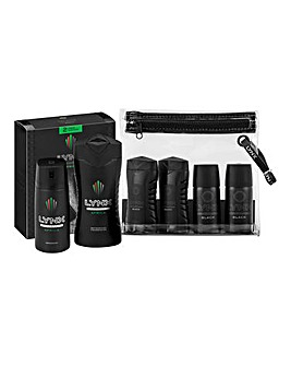 Lynx Africa Travel Duo Set