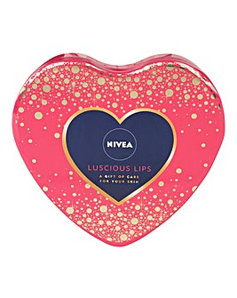 Nivea Luscious Lips Set