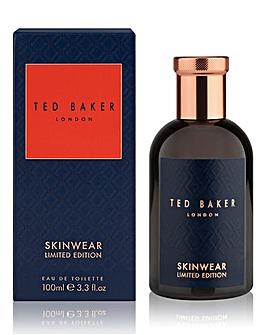 Ted Baker Skinwear For Him 100ml Eau de Toilette