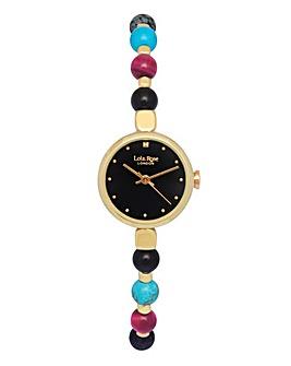 Lola Rose Friendship Bracelet Watch