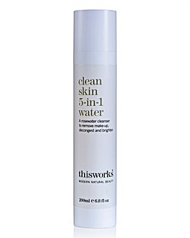 This Works Clean Skin 5-in-1 Water