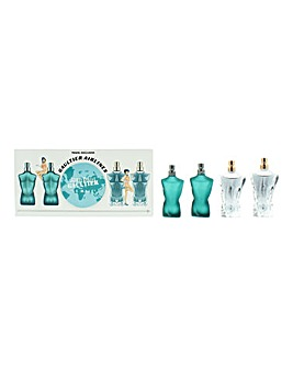 Jean Paul Gaultier Le Male Miniature Fragrance Gift Set
