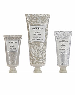 Morris and Co Hand Care Trilogy Set