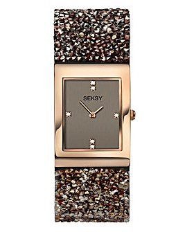 Seksy Rocks Ladies Watch