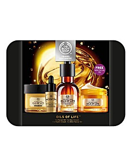 The Body Shop Oils of Life Set
