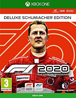 F1 2020 Deluxe Schumacher Edition Xbox