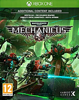 Warhammer 40000 Mechanicus Xbox One