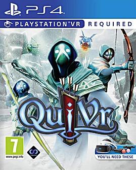 QuiVR PSVR games