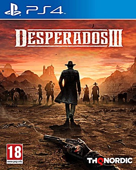 Desperados 3 PS4