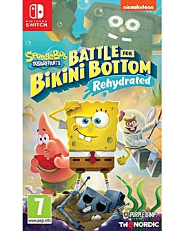Spongebob SquarePants Rehydrated Switch