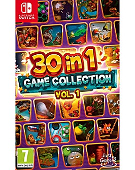 30 in 1 Game Collection Vol 1 Switch